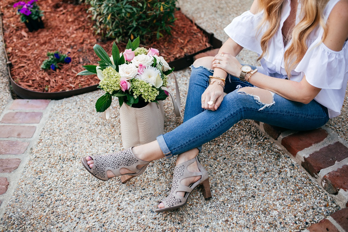 How to Rock: Perf Booties into Fall